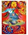 "Artwork ""Praise"" by Shanna T. Melton"